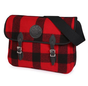 Made in America Wool Purse